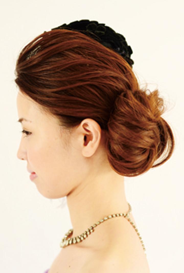 【お色直し】ラグジュアリー感のある毛の流