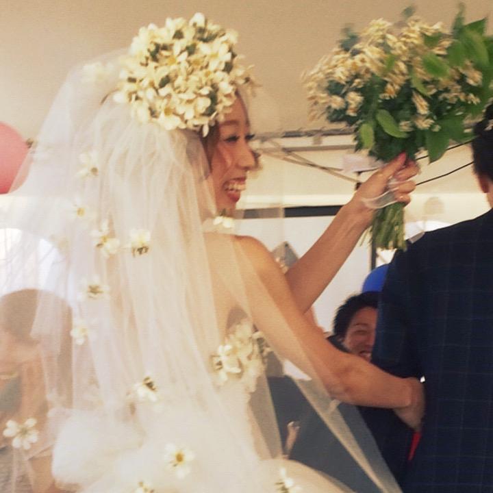 インスタ花嫁