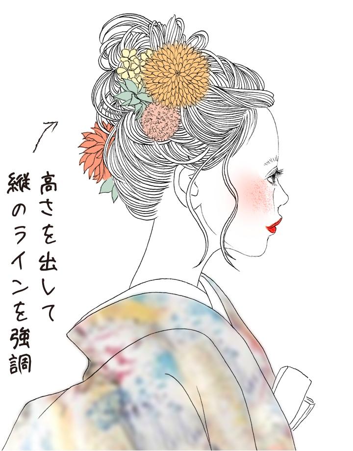 「晴ればれ」for 丸顔さん