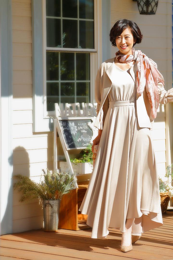 ガーデン衣装