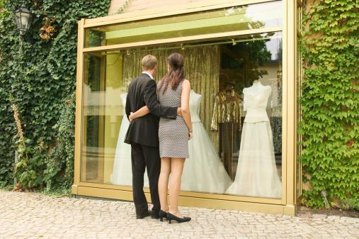 ドレスお店