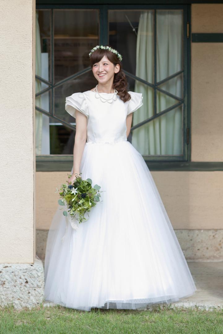 ウーアンジュ様のドレス