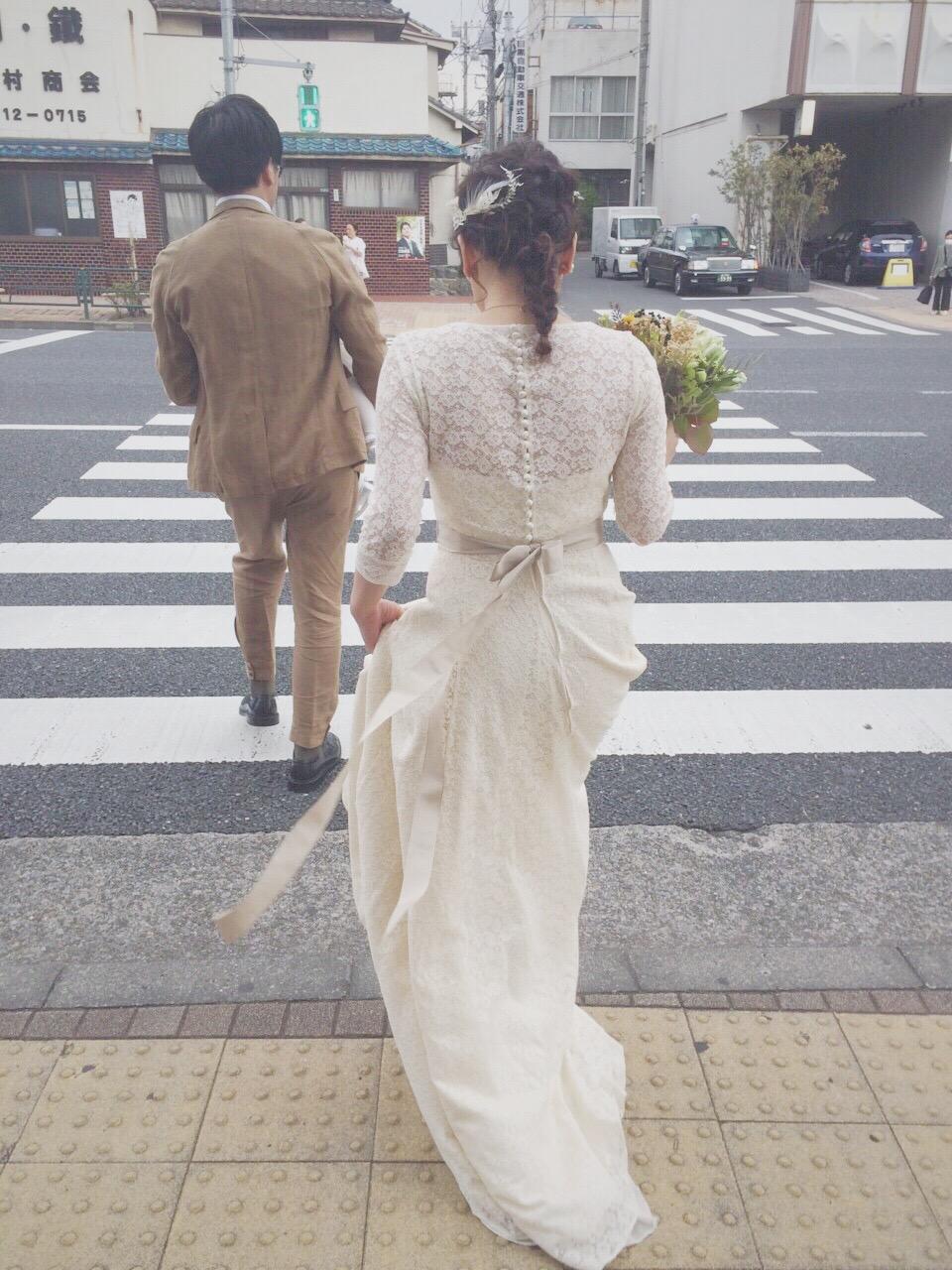 MaisonSUZU様のドレス