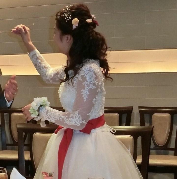 花嫁2実例