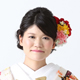 先輩花嫁さんの顔写真