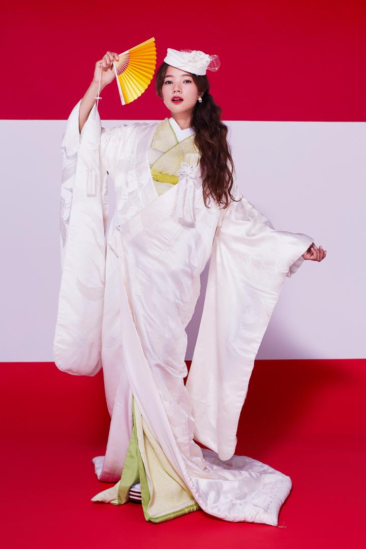 """マスカットカラーを効かせた和洋Mixで""""新SHIROMUKU""""が完成!"""