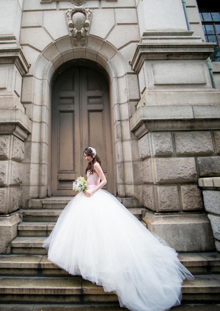 インスタグラム花嫁さん1写真