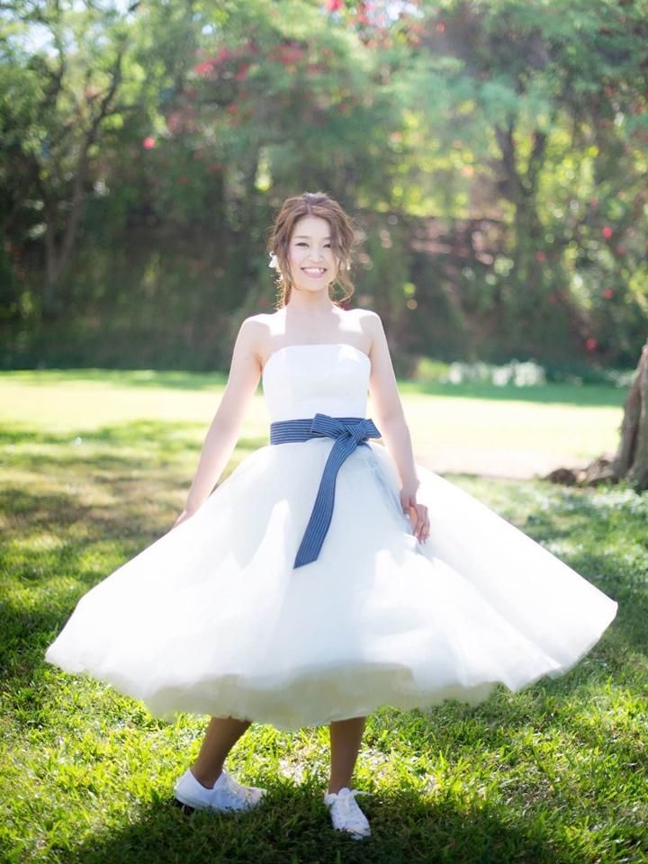 1着で簡単に2変化3変化☆着回しドレス