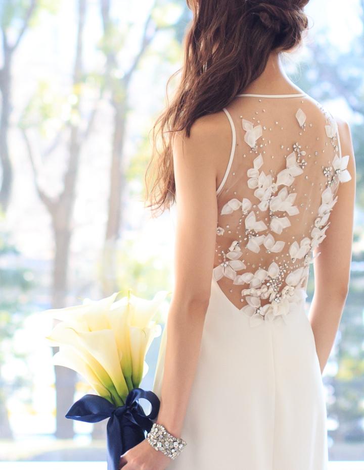 マーメイドドレス2