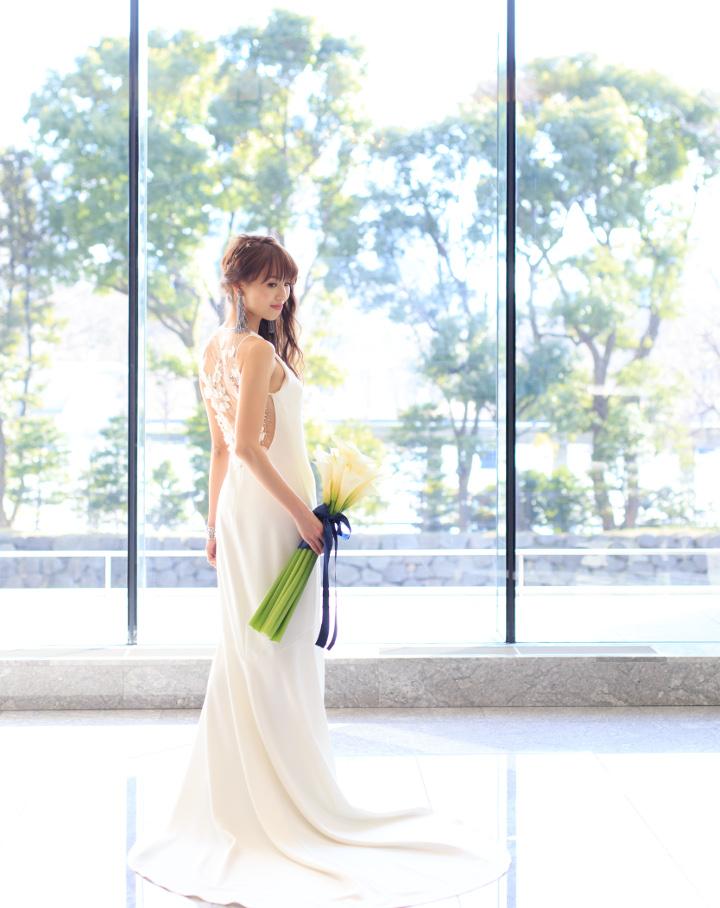 マーメイドドレス1