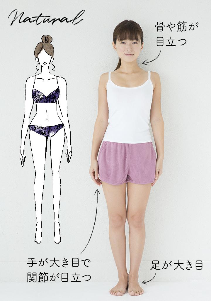 おさらい/NATURALはモデル体型を生かす「大人ドレス」がベスト
