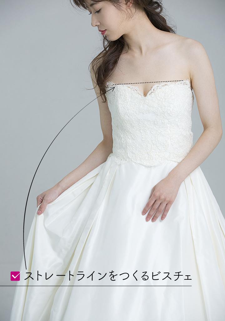STRAIGHT骨格に似合うBEST DRESS