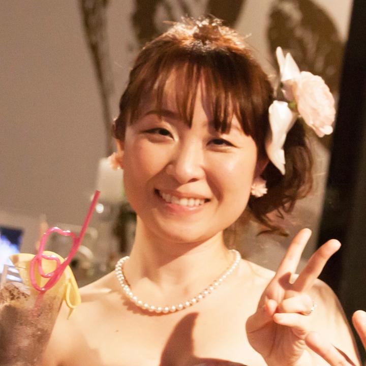 ともみさんの顔写真