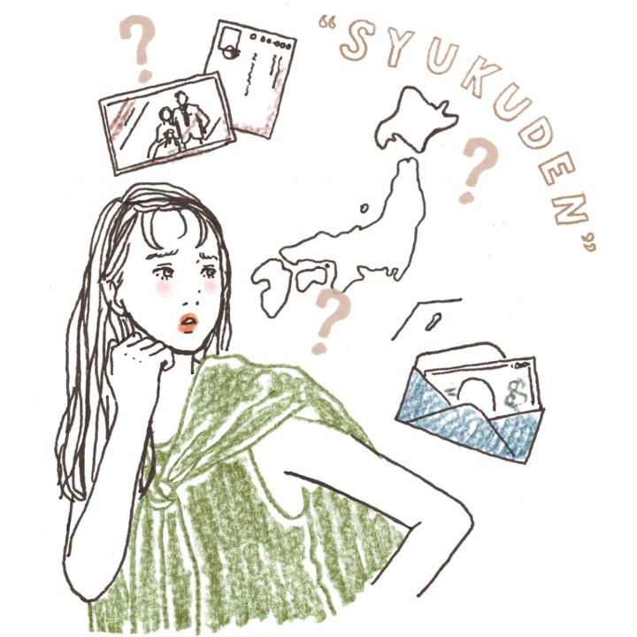 【お返し】に関するお悩みTOP3