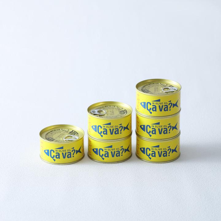 サバ缶6個