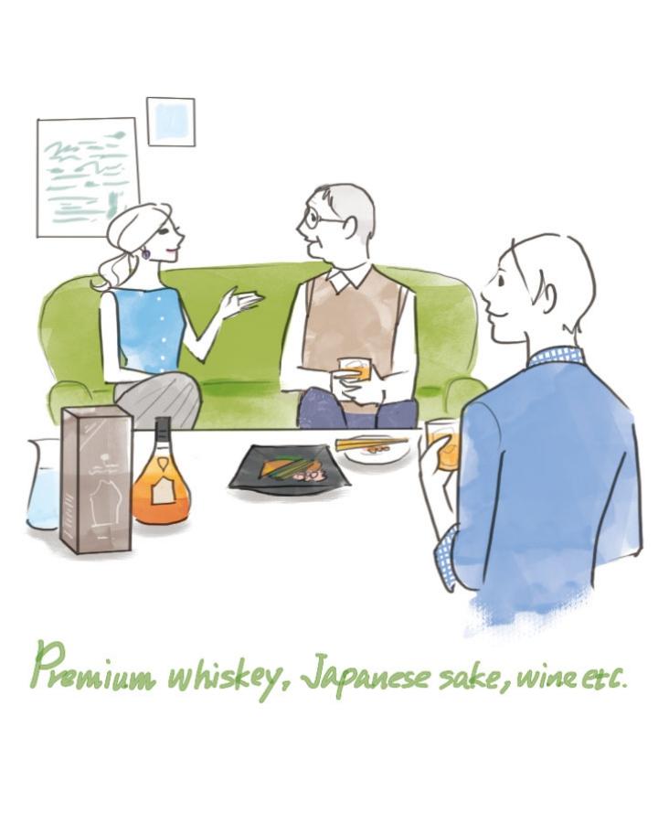 国内外の銘酒を一冊にまとめた厳選ギフト