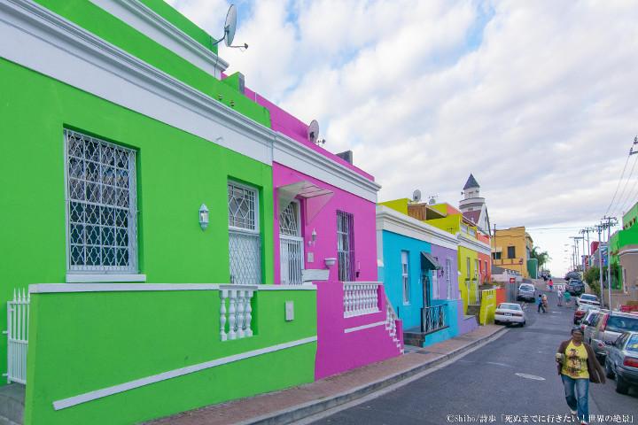 その3:ハネムーンだからこそ足を伸ばしてほしい場所・ケープタウン(南アフリカ)