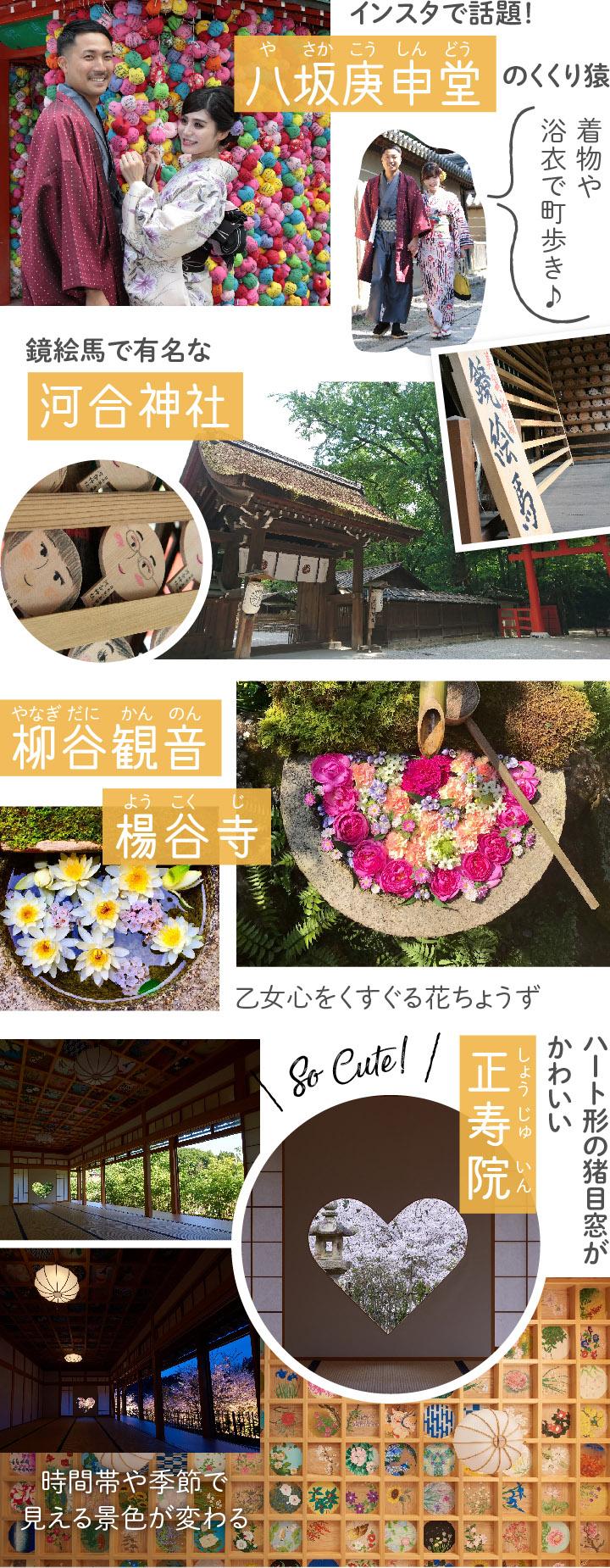 国内新婚旅行 京都