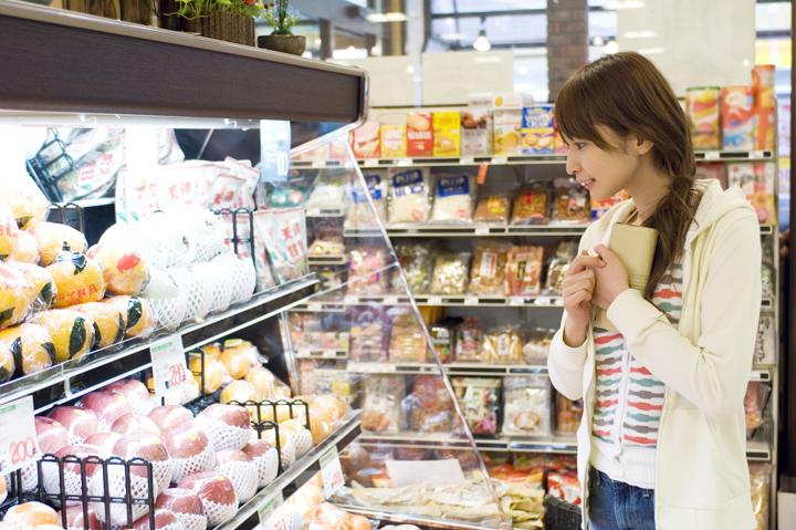 5位:食材など日々の買い物で困った!