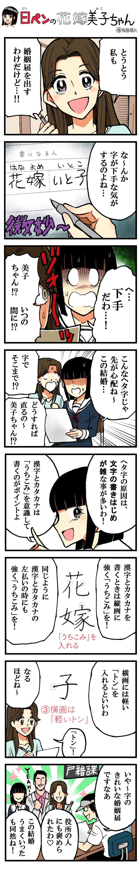 美子ちゃんマンガ