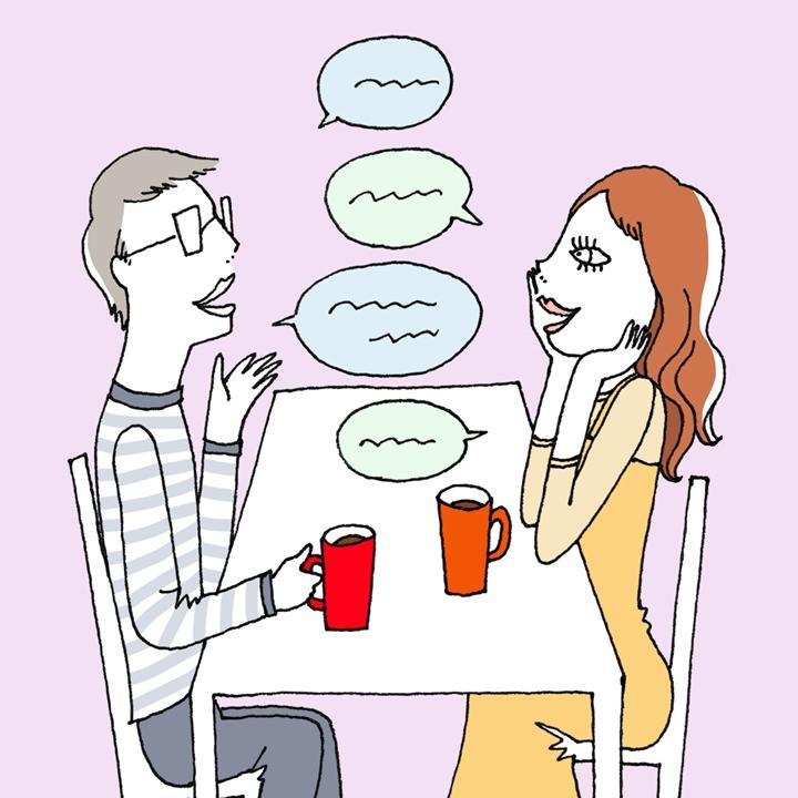 コミュニケーションはきちんと言葉で伝える