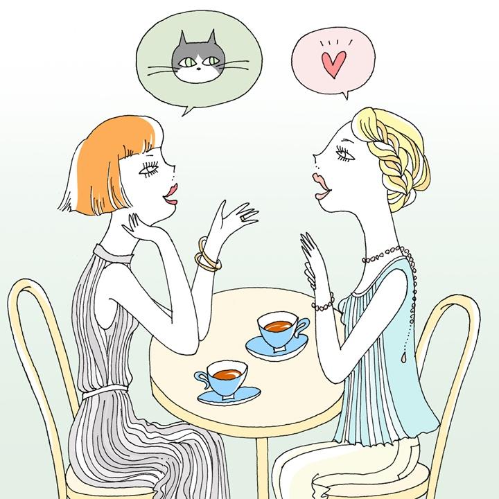 気を使って話をしてくれなくなる、誘ってくれなくなること