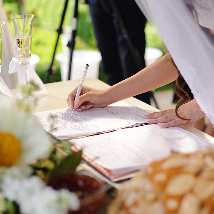 国際結婚の私たち、婚姻届はどう提出したら