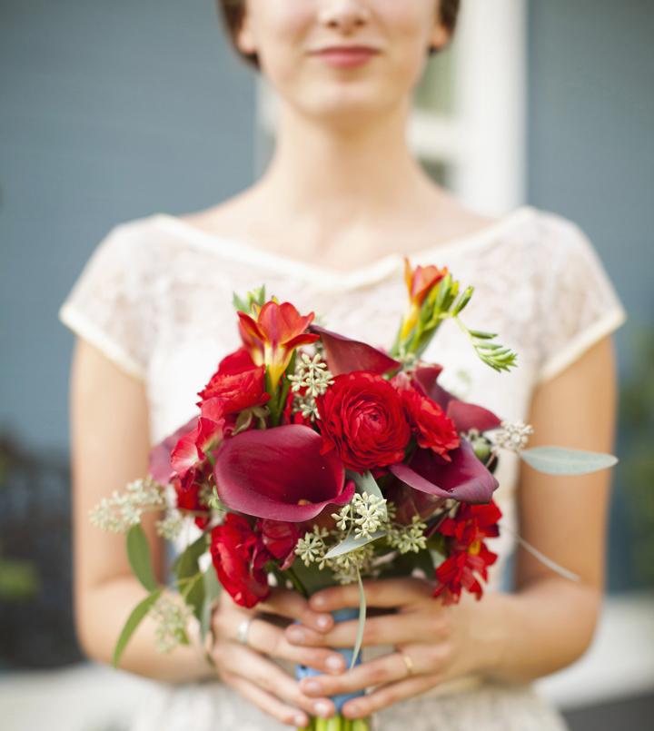 式後の今だから言える「花嫁の主張!」