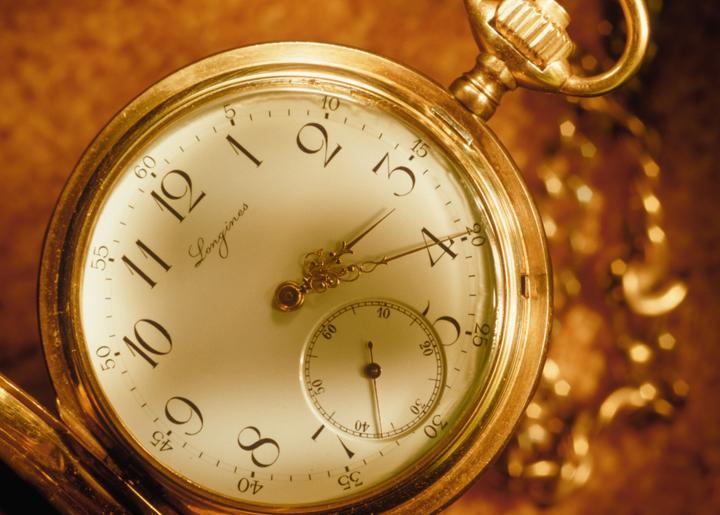 懐中時計のイメージ写真