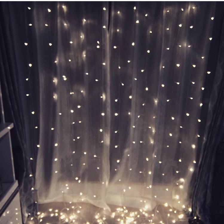 家でライトカーテンを試行錯誤しながらDIY