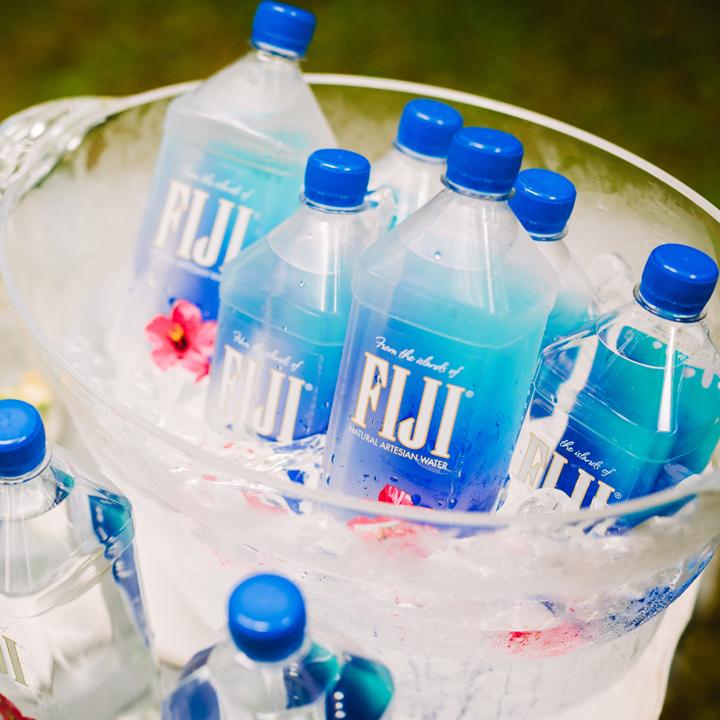 フィジーの水