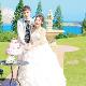 ガーデンフォト花嫁