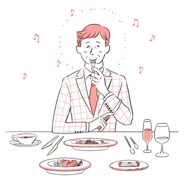 【40代以上の男性】おいしいご飯が食べたい