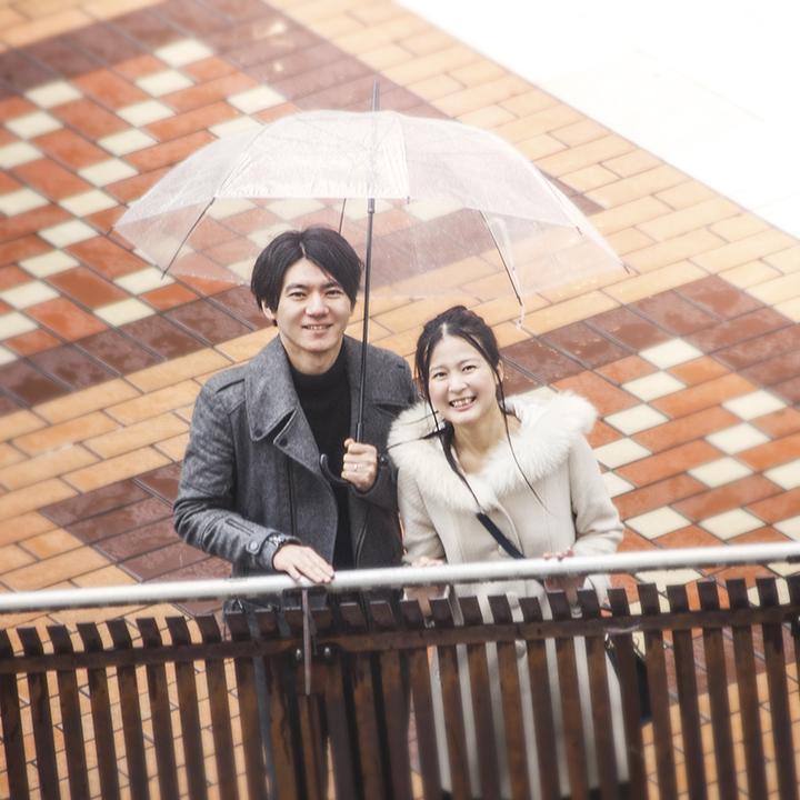 橋本さん夫妻