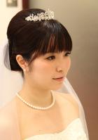 花嫁の顔写真入ります