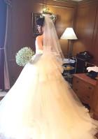 花嫁写真入ります!
