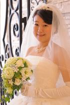 花嫁コメント