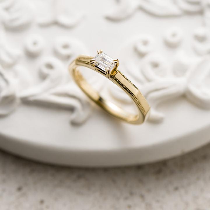 オレッキオ指輪画像