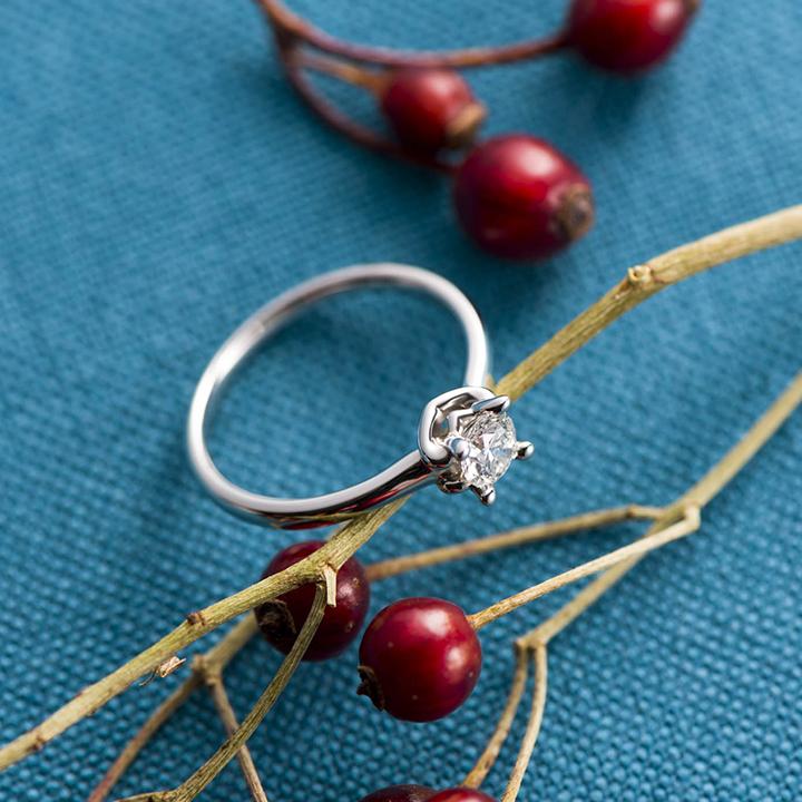 フォーエバーマーク指輪画像