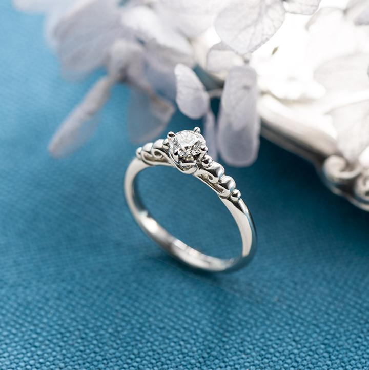 ケイ・ウノ指輪画像
