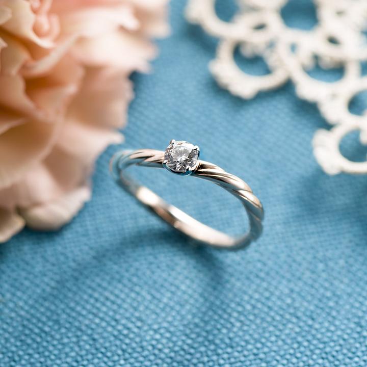 ガロピーネ&ガロパン指輪画像