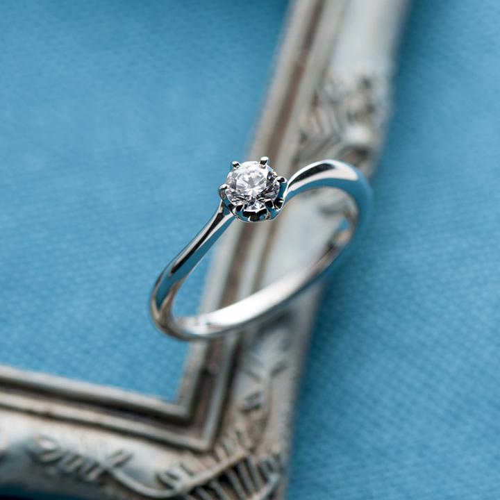 トモエ指輪画像