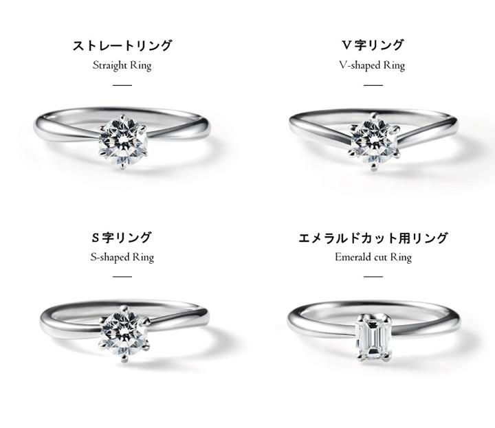 ビジュピコ指輪