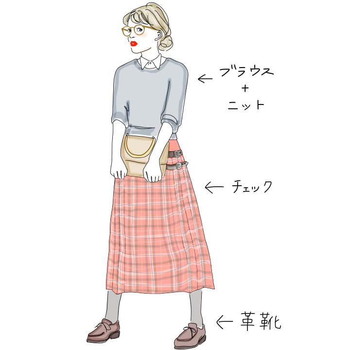 トラッドファッション