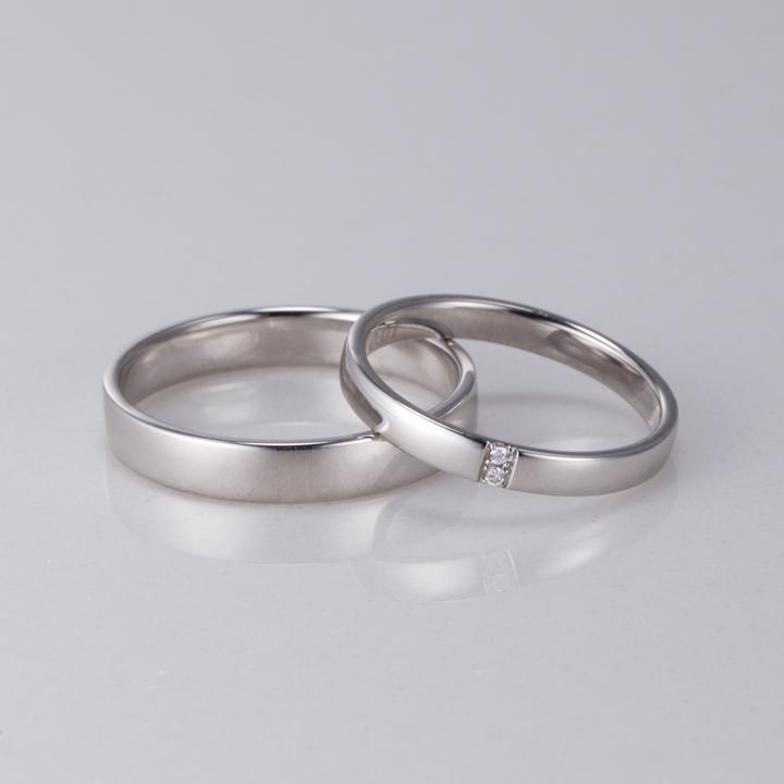 「Ring.01」のマリッジリング