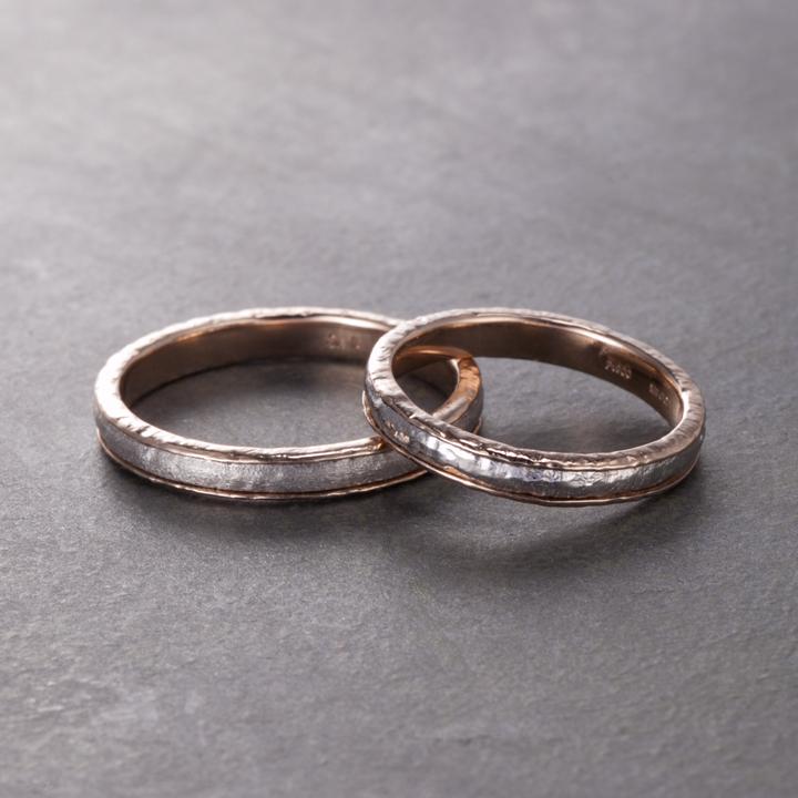「Ring.02」のマリッジリング