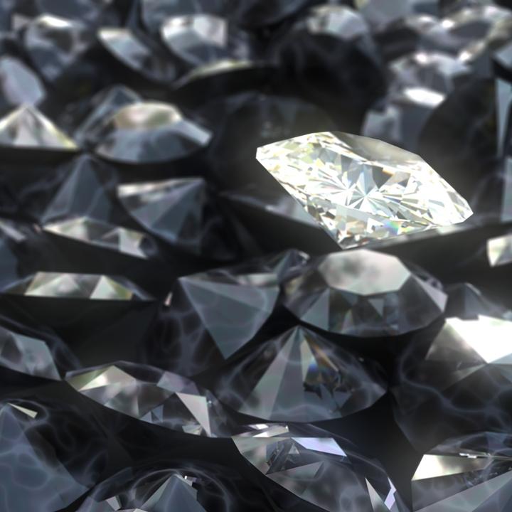 なぜ?!おしゃれ男子の結婚指輪はブラックダイヤモンド