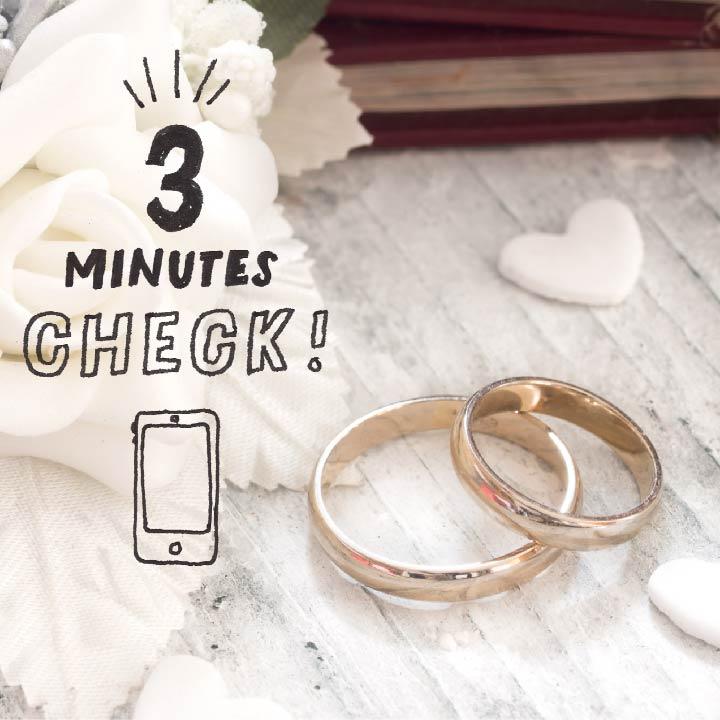 【3分で診断】似合う結婚指輪は?骨格×パーソナルカラーで診断