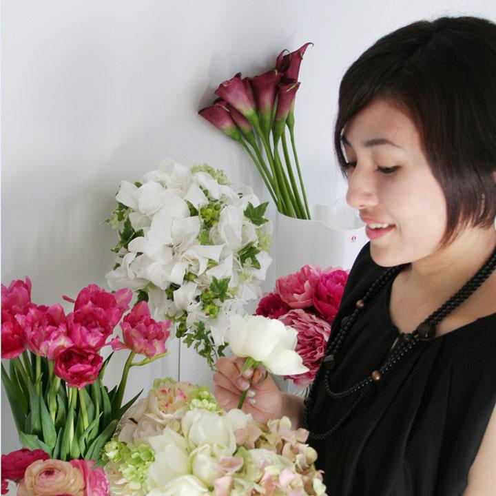 kukka designの北上田さんの写真です