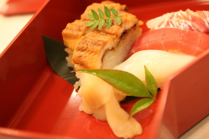 お寿司のネタとしても活躍する穴子
